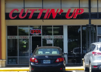 Cuttin' Up Salon